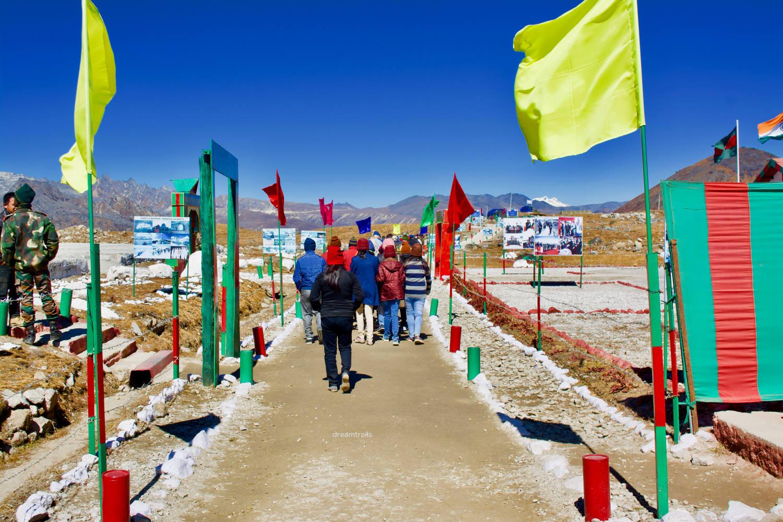 Bumla Pass, Tawang, Arunachal Pradesh, India