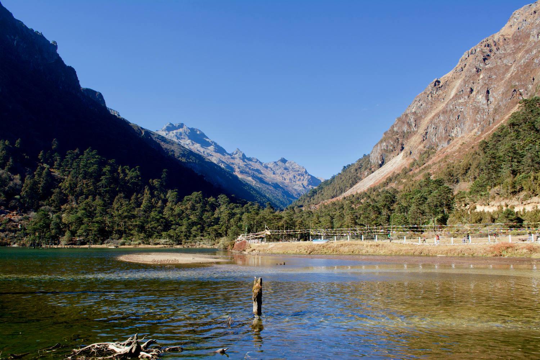 Shungatser Lake, Tawang, Arunachal Pradesh, India