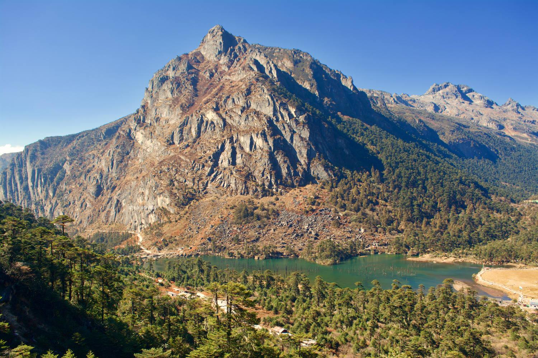 Shungatser, Sungatser, Sungaster, Tawang, Arunachal Pradesh, India