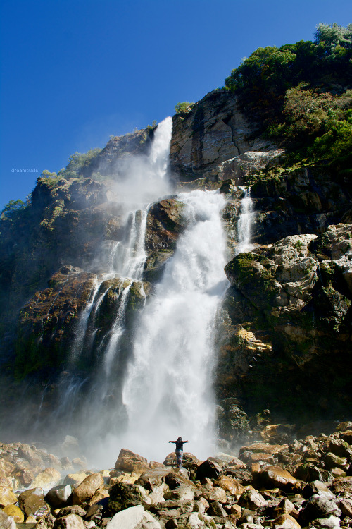 Nuranang Falls, Tawang, Arunachal Pradesh, India