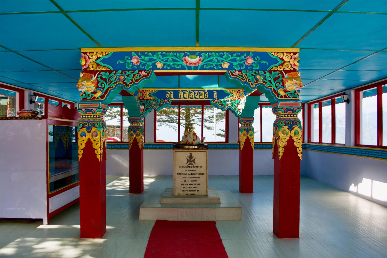 Jaswant Singh Memorial, Tawang, Arunachal Pradesh, India