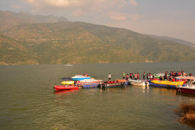 New Tehri Dam / Lake