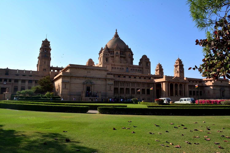 Umaid Bhavan, Jodhpur, Rajasthan