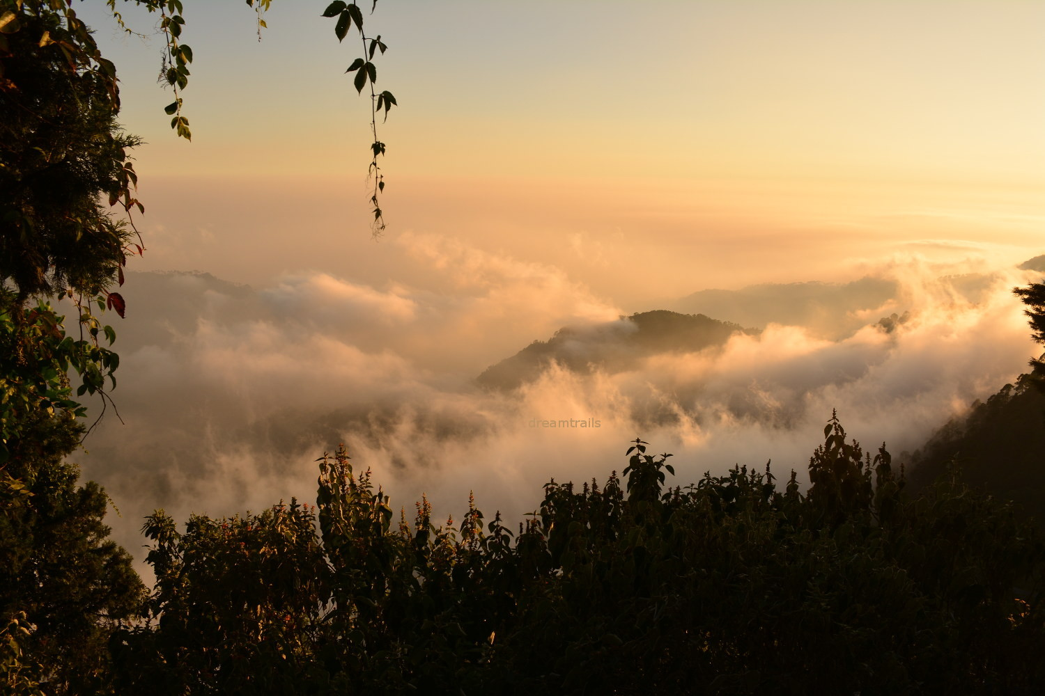 Cloud View Point, Nainital, Uttarkhand